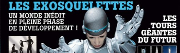  Plante Robots - Couverture du Magazine No15 Bandeau #1