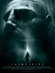 Film Prometheus - Affiche France #1