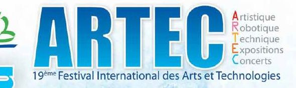 Artec 2012 - 19meF estival - Championat d'Europe de robotique - Bandeau #1