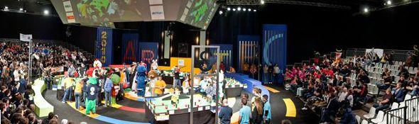 Artec - 19ème Festiva l -Championat d'Europe de Robotique - Bandeau #2