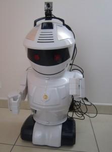 Emilio - Le Jouet tranformé en Robot de Téléprésence #1