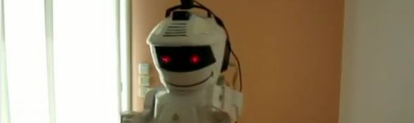 Emilio - Le Jouet tranformé en Robot de Téléprésence - Bandeau #1