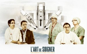 L'art de soigner, le premier webdocumentaire sur la chirurgie robotise #1
