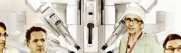 L'art de soigner - le premier webdocumentaire sur la chirurgie robotisée - Bandeau #1
