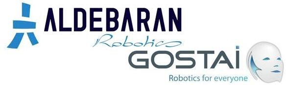 Aldebaran Robotics rachète  Gostai #1