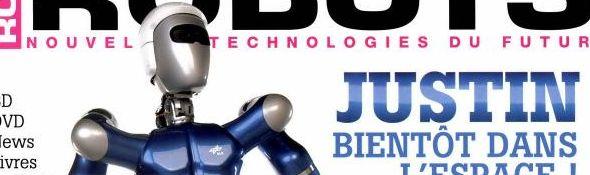 Planète Robots - Couverture du Magazine No16 - Bandeau #1