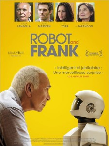 Film - Robot and Franck #1