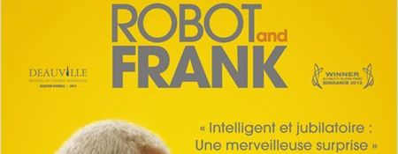 Film - Robot and Franck #1 - Bandeau