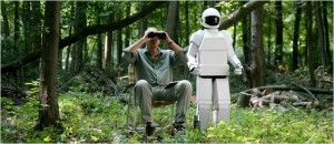 Film - Robot and Franck #2