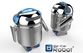 Robot BERO (Kickstarter)