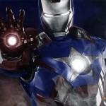 Film Iron Man 3 - Iron Patriot #1