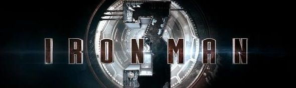 Film Iron Man 3 - Logo #1