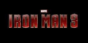 Film Iron Man 3 - Poster Comic Con - Logo #1