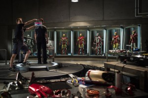 Film Iron Man 3 - Premiere Image #1