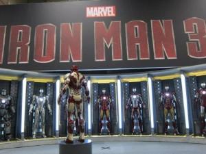 Film Iron Man - Armures Mark #1