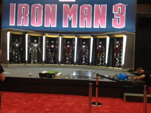 Film Iron Man - Armures Mark #2