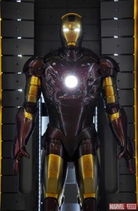 Film Iron Man - Mark III #1