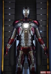 Film Iron Man - Mark V #1