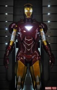 Film Iron Man - Mark VI #1