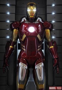 Film Iron Man - Mark VII #1