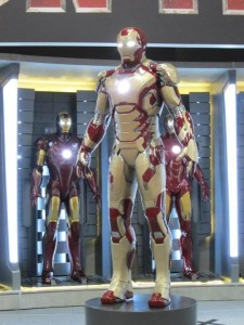 Film Iron Man - Mark XLVII #2