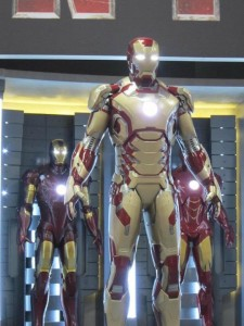 Film Iron Man - Mark XLVII #3