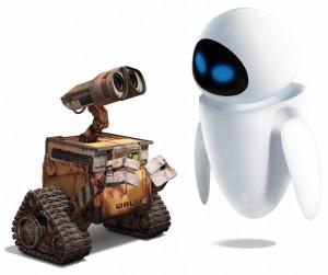 """Logo Plan B - Podcast - Les Robots, l'Incursion du """"Ça va Etre Difficile à Compliquer"""" - Wall-E"""