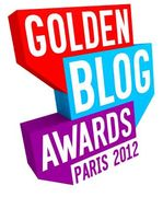 Logo Golden Blog Awards 2012 - Bandeau