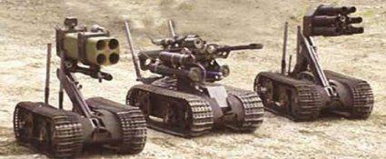 Débat - La Robotique Militaire - Bandeau #1