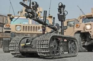 Débat - La Robotique Militaire #1