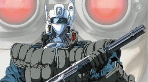 Patlabor - Article du Journal 20 Minutes - Robots - Science Fiction #1
