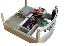 Projet Mosaic - Robot de Luxe #1