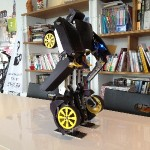 Robot Transformers de Brave Robotics #4