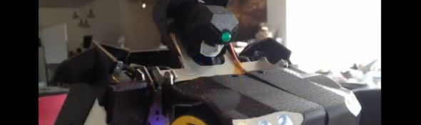 Robot Transformers de Brave Robotics - Bandeau #1