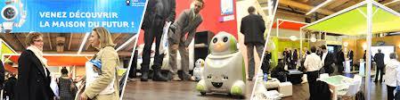 Salon des services à la personne Robots  2012 #1
