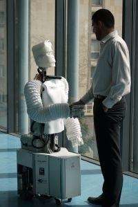 Salon des services à la personne Robots  2012 #2