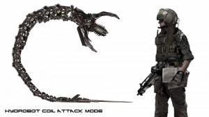 Terminator Salvation - Robot HydroBot #1