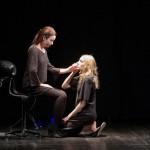 Spectacle Théâtre 2012 - Les Trois Sœurs version Androïde #2