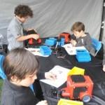 Vitacolo - colonie de vacances pour fabriquer des robots #2
