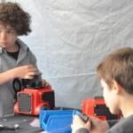 Vitacolo - colonie de vacances pour fabriquer des robots #3