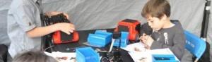 Vitacolo - colonie de vacances pour fabriquer des robots - Bandeau #1