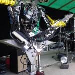 CompressorHead - Fingers - Groupe de Robots Musiciens #1