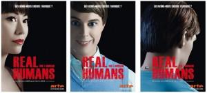 Real Humans - 100% Humains #1