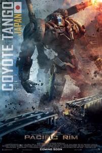 Film Pacific Rim - Robot Jaeger - Coyote Tango #1