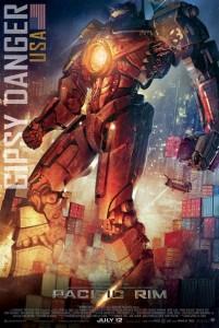 Film Pacific Rim - Robot Jaeger - Gipsy Danger - All American Titan #1
