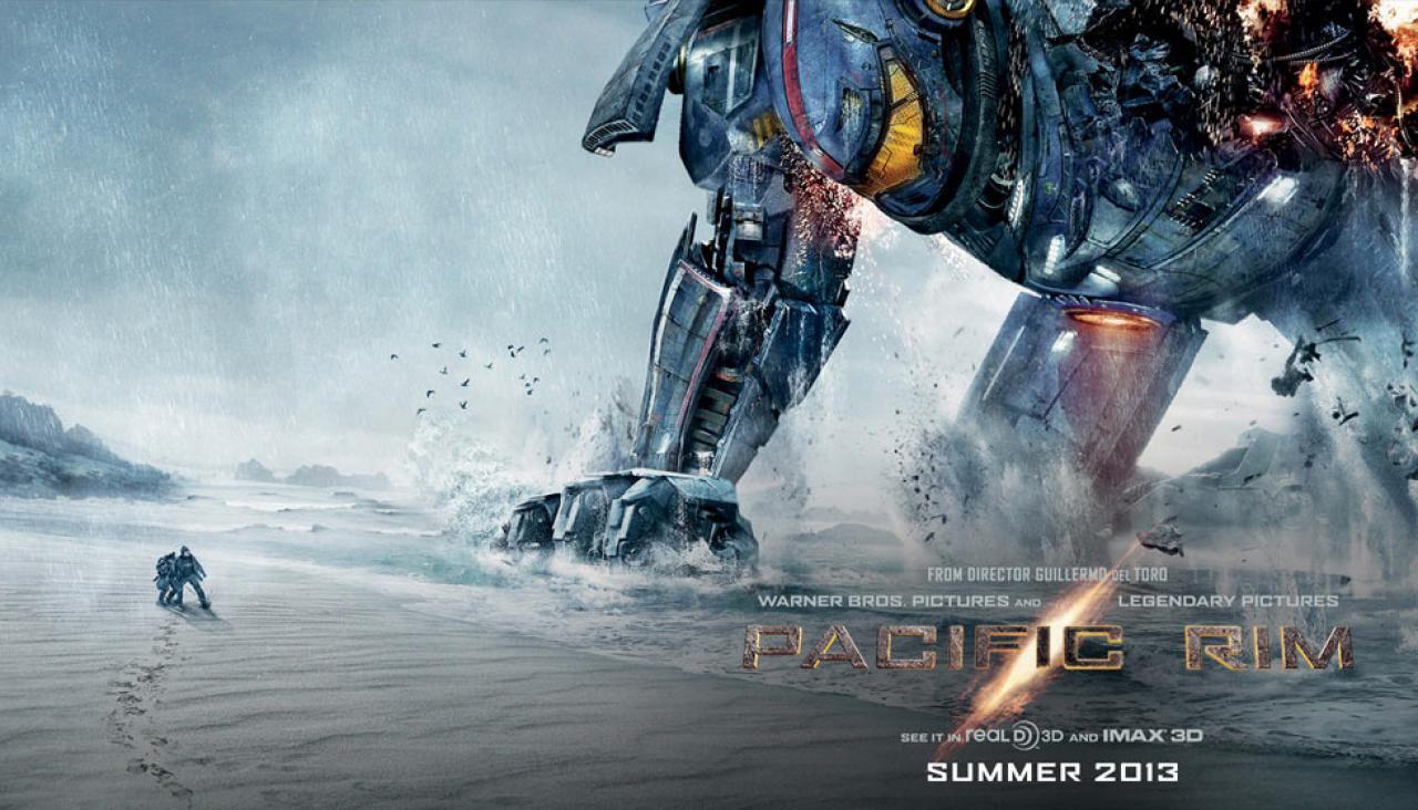 Film Pacific Rim – Les Robots Jaegers – Bande Annonce ... Pacific Rim 2013