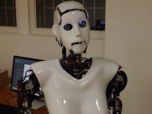 Aria - Le Robot Humanoïde de Cybedroid - Apérobot 27
