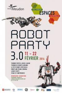 Robot Party 3.0 - Meudon #1