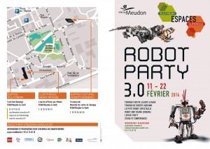 Robot Party 3.0 - Meudon #2