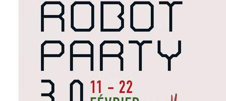 Robot Party 3.0 - Meudon - Bandeau #1